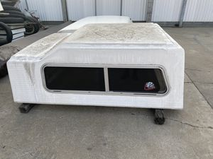 Ford Camper Shell off of 90's Style Square Body Short Bed for Sale in Lakewood, CA