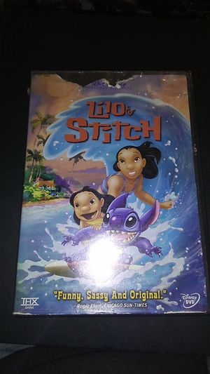 Lilo and stitch dvd for Sale in Sprouses Corner, VA