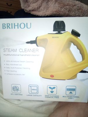 Steam Cleaner,Multifunctional handheld cleaner for Sale in Sacramento, CA