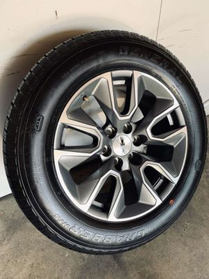 New 20 inch RST wheels with tires (hablo español) for Sale in Elgin, IL
