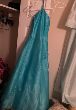 Baby blue prom dress for Sale in Mechanicsville, MD