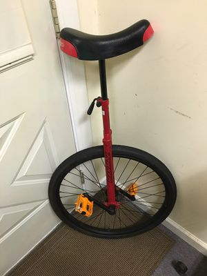 Torker unistar unicycle 24in for Sale in Brookfield, CT