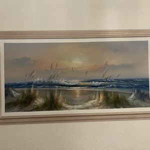 Painting Photo Of Beach for Sale in Huntington Beach, CA