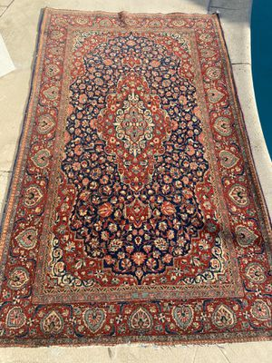 Antique Kashan Persian Rug - 4'2x 7Ft for Sale in La Mirada, CA