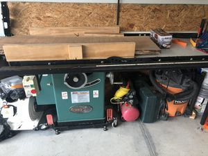 56' Cabinet Table Saw for Sale in Orlando, FL