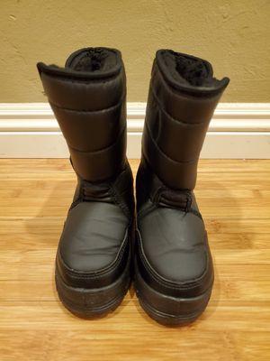 Kids Black Snow Boots for Sale in Pasadena, CA