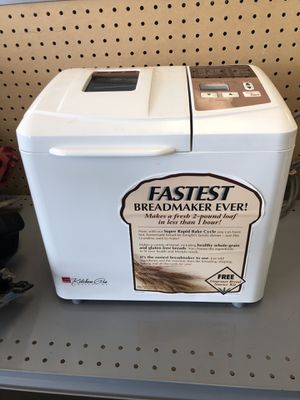 Kitchen pro bread maker for Sale in Columbus, OH