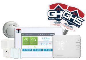 💥Smart Alarm System Monitoring 24/7/365🚔🚒🚑 for Sale in Grand Prairie, TX