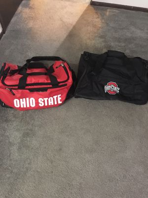 2 Nike Ohio State Duffle Bags Brand New for Sale in Columbus, OH