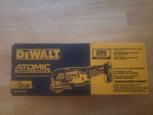 Dewalt 20v brushless multi tool new for Sale in Auburn, WA