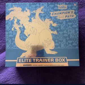 Pokemon Champions Path Elite Trainer Box for Sale in Turlock, CA