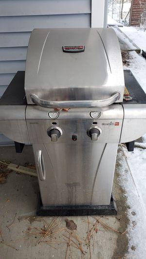 Grill + 2 tanks for Sale in Spokane, WA