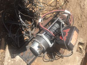 Winch for sale very cheap for Sale in West Sacramento, CA