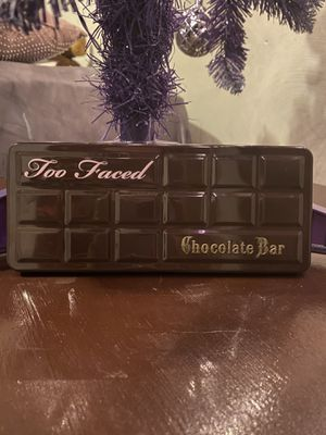 Too Faced Chocolate Bar Eyeshadow Palette for Sale in Fishers, IN