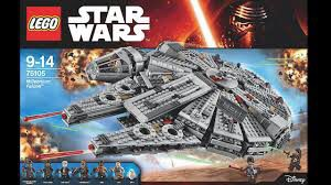Millennium Falcon LEGO 75105 New for Sale in Los Angeles, CA