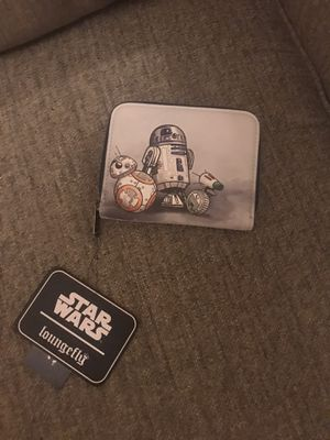 Droids Star Wars Loungefly Wallet for Sale in Sacramento, CA