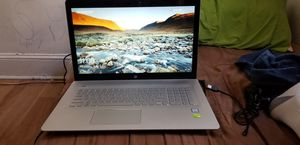 """hp envy m7 notebook m7-u009dx """"17"""" touch screen for Sale in Philadelphia, PA"""