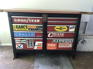 9 drawer Craftsman Tool Box for Sale in White Marsh, MD