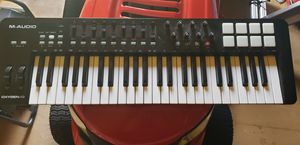 M audio oxygen keyboard 49 for Sale in Raleigh, NC