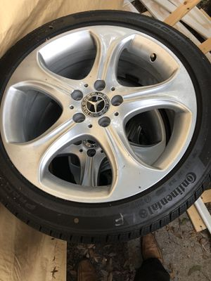 Mercedes Rims and Tires for Sale in St. Petersburg, FL