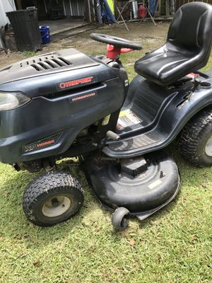 Troy bilt lawn tractor for Sale in Pearland, TX