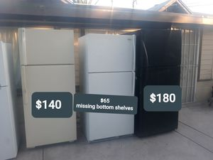 Fridges fridge refrigerator appliances stoves microwaves refrigerador whirlpool for Sale in Bell Gardens, CA