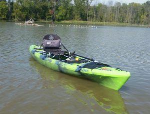 Jackson kayak kraken 13.5 for Sale in MANITOWSH WTR, WI