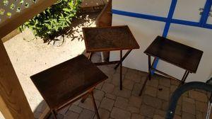 Antique wood tables for Sale in Avondale, AZ