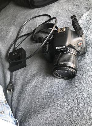 Canon EOS Rebel T3i for Sale in Amarillo, TX