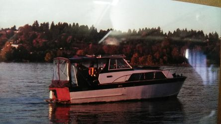 1969 Owens cruiser boat for Sale in Portland,  OR