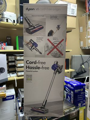 DYSON V6 CORDLESS VACUUM BRAND NEW for Sale in Garland, TX