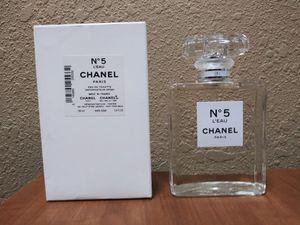 Chanel No 5 L'Eau 3.4 oz EDT New Womens Perfume Authentic for Sale in West Palm Beach, FL
