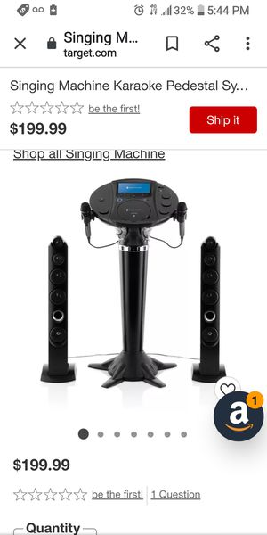 Singing machine classic for Sale in St. Louis, MO