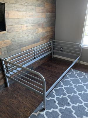 Metal Twin Bed Frame for Sale in Tacoma, WA