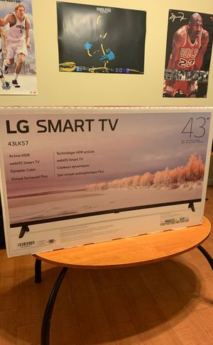 "43"" LG Smart TV New Never Opened for Sale in Austin, TX"