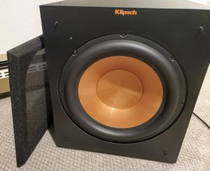 Klipsch R-12SW Subwoofer for Sale in Federal Way, WA