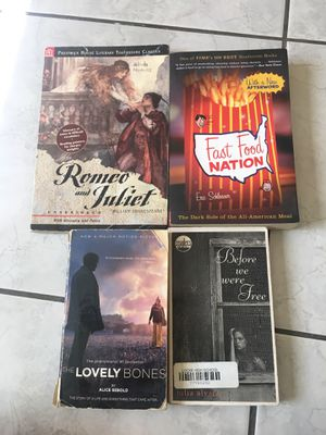 $3 books or all for cheaper for Sale in Los Angeles, CA