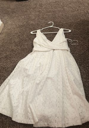 White Dress for Sale in South Hill, WA