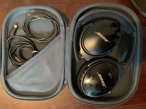 Bose QC-35 Quiet Comfort Limited Edition Headphones for Sale in Houston, TX