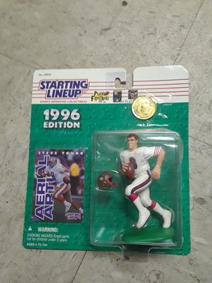 Starting Lineup Collectable, Steve Young for Sale in Salt Lake City, UT