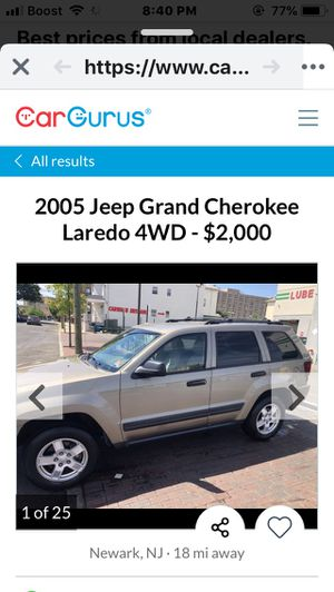 Jeep grand Cherokee 2004 for Sale in The Bronx, NY