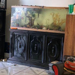 Fish Tank 65 Gallon for Sale in Glendale, AZ
