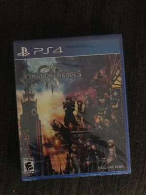 Kingdom Hearts 3 PlayStation 4 for Sale in Silver Spring, MD