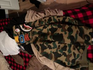 Bape hoodie for sale size xl 250 open for trades for Sale in Orlando, FL