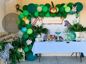 Balloon Garlands and Candy Tables for Sale in Lemoore, CA