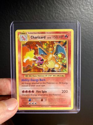 Charizard XY EVO #11 (NEAR MINT!) 🔥 for Sale in Alafaya, FL