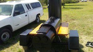 Trailer mounted smoker for Sale in Wichita, KS
