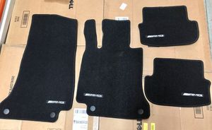 2015-2018 Mercedes Benz C-Class AMG FLOOR MAT SET A205 680 7605 for Sale in Los Angeles, CA