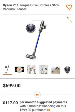 Dyson v11 torque drive cordless vacuum NEW IN BOX for Sale in Columbus, OH