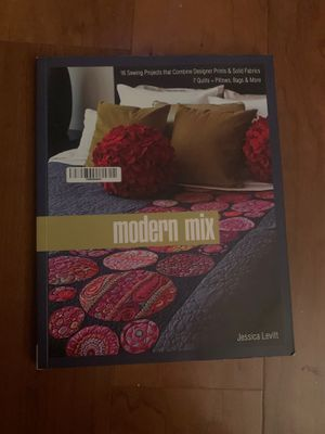 Quilt sewing project book reg. 21.95 for Sale in Vista, CA